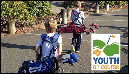 WSGA Launches Youth on Course