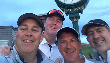 Chambers Bay or bust – 72 holes in one day