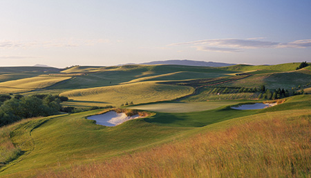 Palouse Ridge Golf Club - Pullman, WA